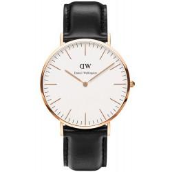 Buy Daniel Wellington Men's Watch Classic Sheffield 40MM DW00100007