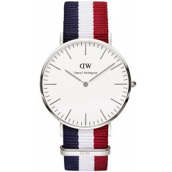 Buy Daniel Wellington Men's Watch Classic Cambridge 40MM DW00100017