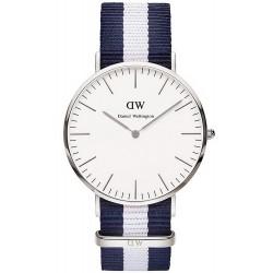 Buy Daniel Wellington Men's Watch Classic Glasgow 40MM DW00100018