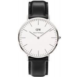Buy Daniel Wellington Men's Watch Classic Sheffield 40MM DW00100020