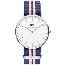 Buy Daniel Wellington Men's Watch Classic Belfast 40MM 0213DW