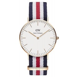 Buy Daniel Wellington Unisex Watch Classic Canterbury 36MM DW00100030