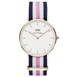 Daniel Wellington Unisex Watch Classic Southampton 36MM DW00100034