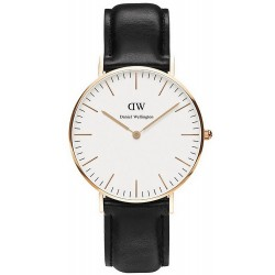 Buy Daniel Wellington Unisex Watch Classic Sheffield 36MM DW00100036