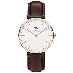 Buy Daniel Wellington Unisex Watch Classic Bristol 36MM DW00100039