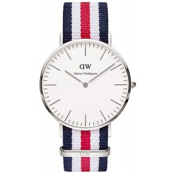 Buy Daniel Wellington Unisex Watch Classic Canterbury 36MM DW00100051
