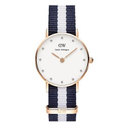 Buy Daniel Wellington Ladies Watch Classy Glasgow 26MM DW00100066