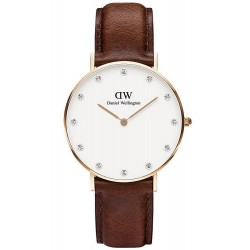 Buy Daniel Wellington Ladies Watch Classic St Mawes 34MM DW00100075