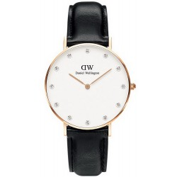 Buy Daniel Wellington Ladies Watch Classic Sheffield 34MM DW00100076