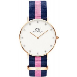 Buy Daniel Wellington Ladies Watch Classic Winchester 34MM DW00100077