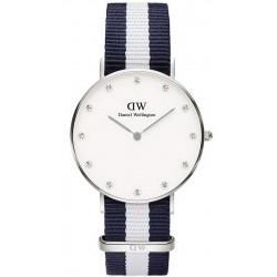 Buy Daniel Wellington Ladies Watch Classy Glasgow 34MM DW00100082