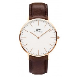 Buy Daniel Wellington Men's Watch Classic Bristol 40MM DW00100009