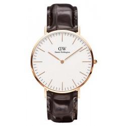 Buy Daniel Wellington Men's Watch Classic York 40MM DW00100011