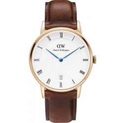 Buy Daniel Wellington Unisex Watch Dapper St Mawes 34MM DW00100091