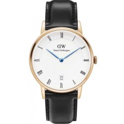 Buy Daniel Wellington Unisex Watch Dapper Sheffield 34MM DW00100092