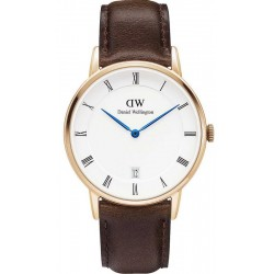 Buy Daniel Wellington Unisex Watch Dapper Bristol 34MM DW00100094