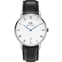 Buy Daniel Wellington Unisex Watch Dapper Sheffield 34MM DW00100096