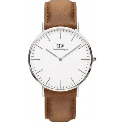 Buy Daniel Wellington Men's Watch Classic Durham 40MM DW00100110