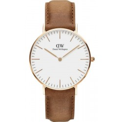 Buy Daniel Wellington Unisex Watch Classic Durham 36MM DW00100111