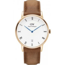 Buy Daniel Wellington Unisex Watch Dapper Durham 34MM DW00100113