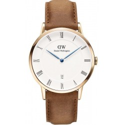 Daniel Wellington Men's Watch Dapper Durham 38MM DW00100115