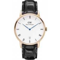 Buy Daniel Wellington Unisex Watch Dapper Reading 34MM DW00100118