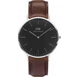 Buy Daniel Wellington Men's Watch Classic Black Bristol 40MM DW00100131