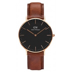 Buy Daniel Wellington Unisex Watch Classic Black St Mawes 36MM DW00100136