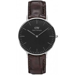 Buy Daniel Wellington Unisex Watch Classic Black York 36MM DW00100146