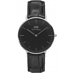 Buy Daniel Wellington Unisex Watch Classic Black Reading 36MM DW00100147