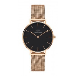 Buy Daniel Wellington Ladies Watch Classic Petite Melrose 32MM DW00100161