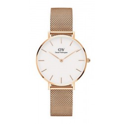 Buy Daniel Wellington Ladies Watch Classic Petite Melrose 32MM DW00100163