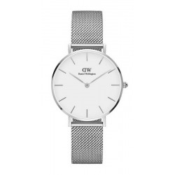 Buy Daniel Wellington Ladies Watch Classic Petite Sterling 32MM DW00100164