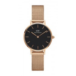 Buy Daniel Wellington Ladies Watch Classic Petite Melrose 28MM DW00100217