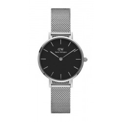 Buy Daniel Wellington Ladies Watch Classic Petite Sterling 28MM DW00100218