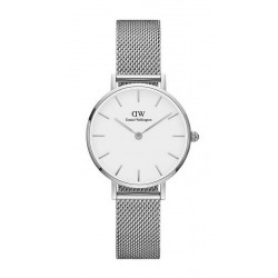 Buy Daniel Wellington Ladies Watch Classic Petite Sterling 28MM DW00100220