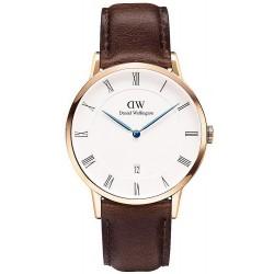 Buy Daniel Wellington Men's Watch Dapper Bristol 38MM DW00100086