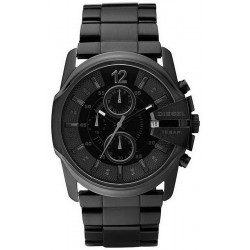 Buy Diesel Men's Watch Master Chief Chronograph DZ4180