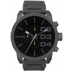 Diesel Men's Watch Double Down 51 DZ4254 Chronograph