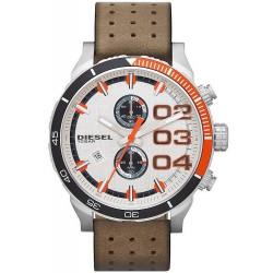 Diesel Men's Watch Double Down 48 Chronograph DZ4310