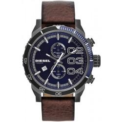 Diesel Men's Watch Double Down 48 DZ4312 Chronograph