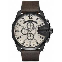 Diesel Men's Watch Mega Chief DZ4422 Chronograph