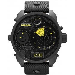 Diesel Men's Watch Mr. Daddy - RDR 4 Time Zones DZ7296