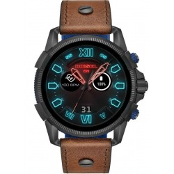 Buy Diesel On Men's Watch Full Guard 2.5 Smartwatch DZT2009