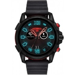 Diesel On Men's Watch Full Guard 2.5 Smartwatch DZT2010