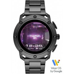 Buy Diesel On Men's Watch Axial Smartwatch DZT2017