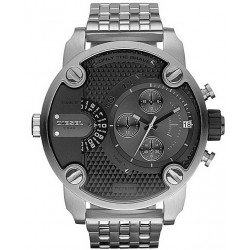 Buy Diesel Men's Watch Little Daddy DZ7259 Dual Time Chronograph