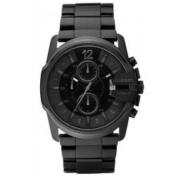 Buy Diesel Men's Watch Master Chief DZ4180 Chronograph
