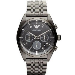 Emporio Armani Men's Watch Franco AR0374 Chronograph