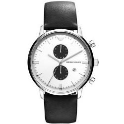 Emporio Armani Men's Watch Gianni Chronograph AR0385